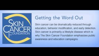 P4A 2014: The Skin Cancer Foundation