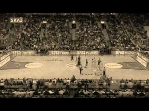EUROLEAGUE 2009 PANATHINAIKOS PAO CSKA FINAL BERLIN I FEEL DEVOTION