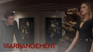 Kyle West & Megan Morrison Get Into a Yelling Match | The Arrangement | E! - EENTERTAINMENT