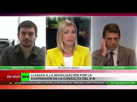 EN DIRECTO: Debates en RT: El referéndum en Cataluña