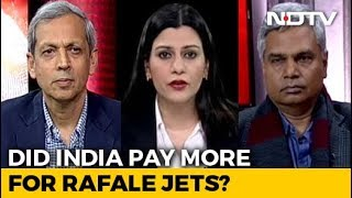 Report Claims 41% More Paid For Each Rafale Jet: Congress Right In Asking For A Parliament Probe? - NDTV