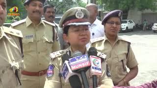 Additional CP and IPS Swati Lakra About International Girl Child Day | Hyderabad | Mango News - MANGONEWS