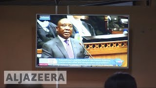 South Africans react to Ramaphosa speech - ALJAZEERAENGLISH
