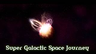 Royalty Free :Super Galactic Space Journey