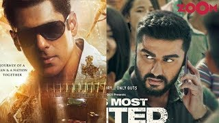 Salman Khan peeps into the 90s in his latest look of Bharat | India's Most wanted teaser released - ZOOMDEKHO