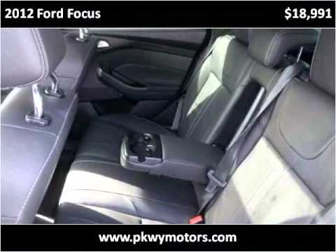 2012 Ford Focus Used Cars Panama City FL