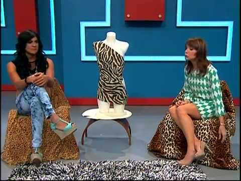 TITA GUERRERO EN... MALAPILY TOK SHOU - SUNSHINE REMIX - WAPA-TV (2014)