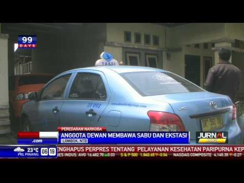 Bawa Narkoba, Anggota Dewan di Lombok Barat Ditangkap