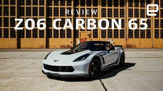 Corvette Z06 Carbon 65 Review - ENGADGET