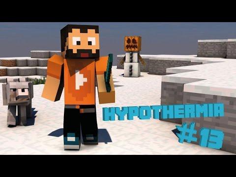 Minecraft Hypothermia - Güneş Enerjisi - Bölüm 13