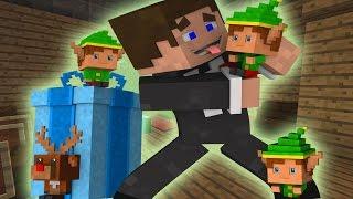 Прохождение карт Minecraft: ПОТЕРЯННЫЙ ПОДАРОК! НОВОГОДНИЙ ВЫПУСК