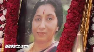 Srimati Lakshmi Devi Kanakala Gari Santapa Sabha @ Sandhya Convention Hall Hyderabad - IDLEBRAINLIVE