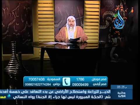 ما حكم مداعبة المرأة في دبرها   الشيخ مصطفي العدوي
