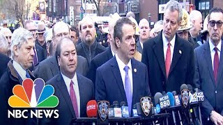 Governor Andrew Cuomo On NYC Explosion: 'We Are A Target' | NBC News - NBCNEWS