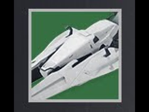 Prophecy Fly On A Green Sparrow With No Destabilisers | Destiny 2