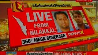 Doors of Sabarimala Temple opened; devotees can offer prayers till 10:30pm - NEWSXLIVE