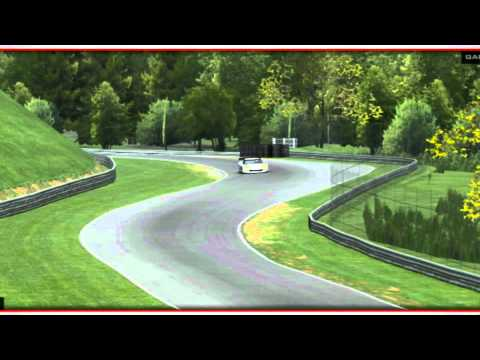 Classic Game Room - iRacing LIME ROCK PARK track review