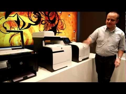 Nowośći HP, urządzenia wielofunkcyjne oraz drukarki LaserJet Pro M375 & LaserJet Pro M475