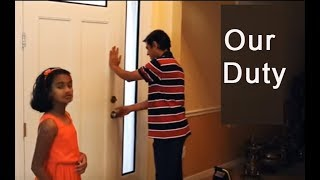 Telugu Short Film - Our Duty - YOUTUBE