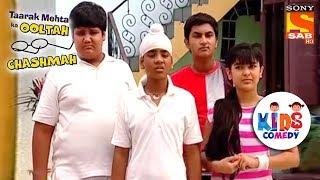 Tapu Sena To Follow Sachin's Footsteps | Tapu Sena Special | Taarak Mehta Ka Ooltah Chashmah - SABTV