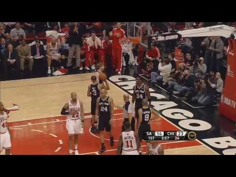 Derrick Rose Career High 42 Points vs Spurs (2.17.11) [HD]