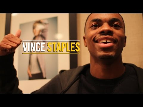 Vince Staples - Vince Staples Talks Def Jam, Common, 'Hell Can Wait' EP & More