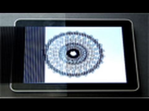 iPad illusions and animations