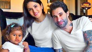 Sunny Leone-Daniel Weber Adopt 21 Months Old Baby Nisha | Bollywood News