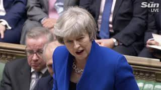 Theresa May survives vote of no confidence - THESUNNEWSPAPER