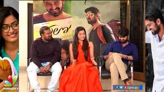 Chalo Movie Special Chit Chat - IGTELUGU
