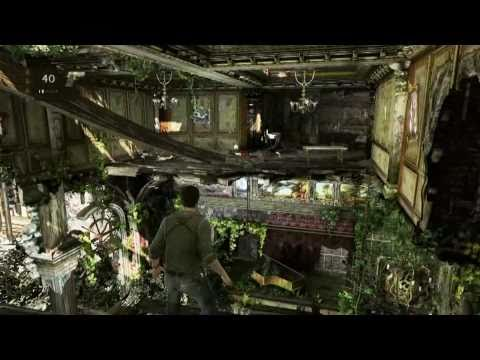 Uncharted 3  - Chateau Full Gameplay (HD 1080p)