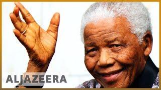 🇿🇦 South Africa celebrates Nelson Mandela's centennial birthday | Al Jazeera English - ALJAZEERAENGLISH