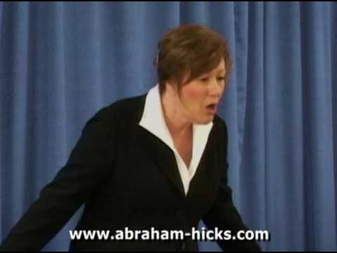 Abraham On: FINE-TUNING MANIFESTATION - Esther and Jerry Hicks