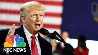 President Trump Pennsylvania Speech: 'We're Gonna Win A Lot Of Elections, I Can Tell You' | NBC News - NBCNEWS