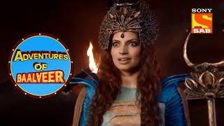 भयंकर परी ने बालवीर को किया बाँध | Adventures Of Baalveer - SABTV