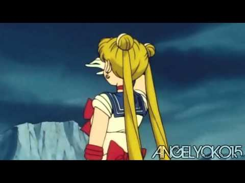 Rei and Usagi|| cold as ice