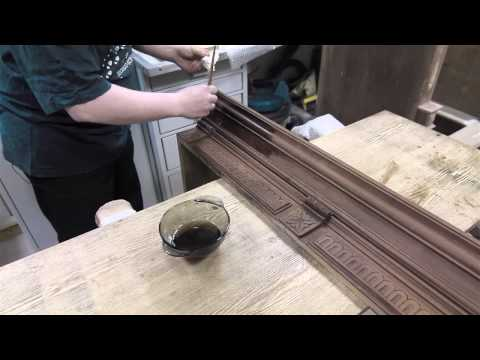 Реставрация шкафа своими руками, часть 1