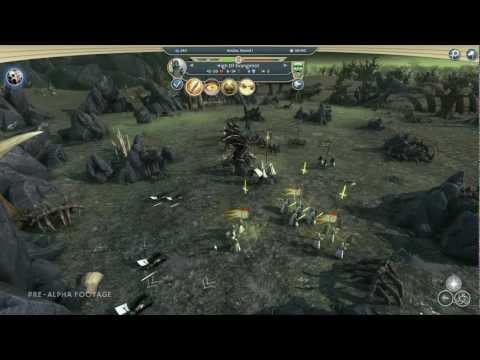 Age of Wonders III GDC 2013 Gameplay