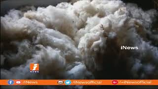 Police Sized 10 Tons Fake Cotton Seeds at Nadipudi | Guntur | iNews - INEWS