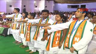 NIT-Warangal Holds Its 16th Convocation | CVR NEWS - CVRNEWSOFFICIAL