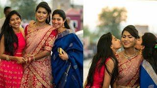 Actress Sai Pallavi At Her Bestie Wedding Photos | Tollywood Upates - RAJSHRITELUGU
