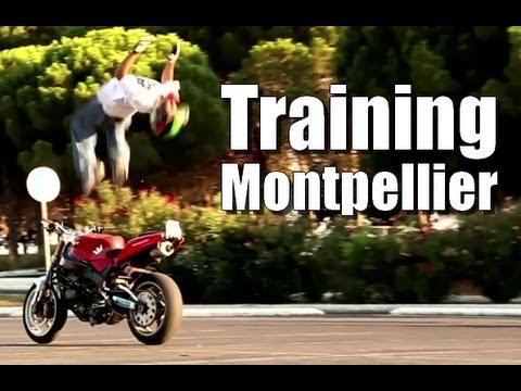 Хип — хоп мотоциклист