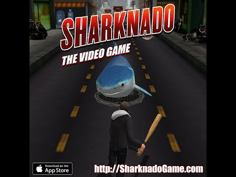 Sharknado The Video Game Trailer
