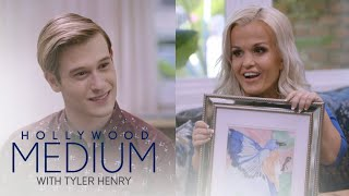 Terra Jole's Aunt Sends a Sign Through Tyler Henry - EENTERTAINMENT