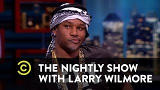 The Nightly Show - 4/15/15 in: 60 Seconds - COMEDYCENTRAL