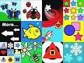 Baby View - High Contrast Patterns, Shapes and Animations for Infant Visual Stimulation