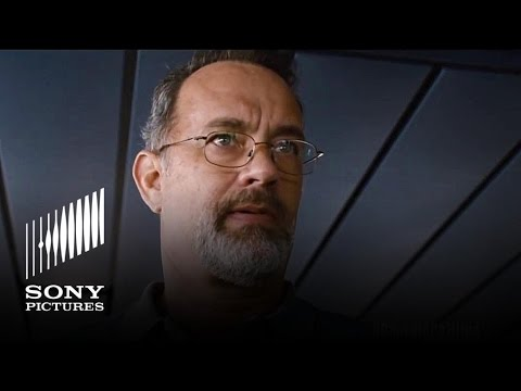 Tom Hanks Is All At Sea In Captain Phillips Trailer