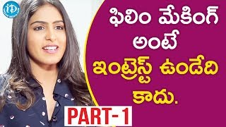 Kirrak Party Actress Samyuktha Hegde Interview Part #1 || Talking Movies With iDream - IDREAMMOVIES