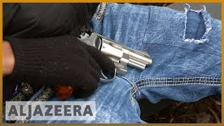 🇺🇸 Why are young US students carrying guns to school? | Al Jazeera English - ALJAZEERAENGLISH