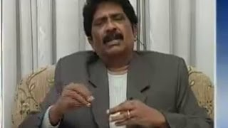 Sabbam Hari Reveals CM Kiran Resign Issue - TV5NEWSCHANNEL